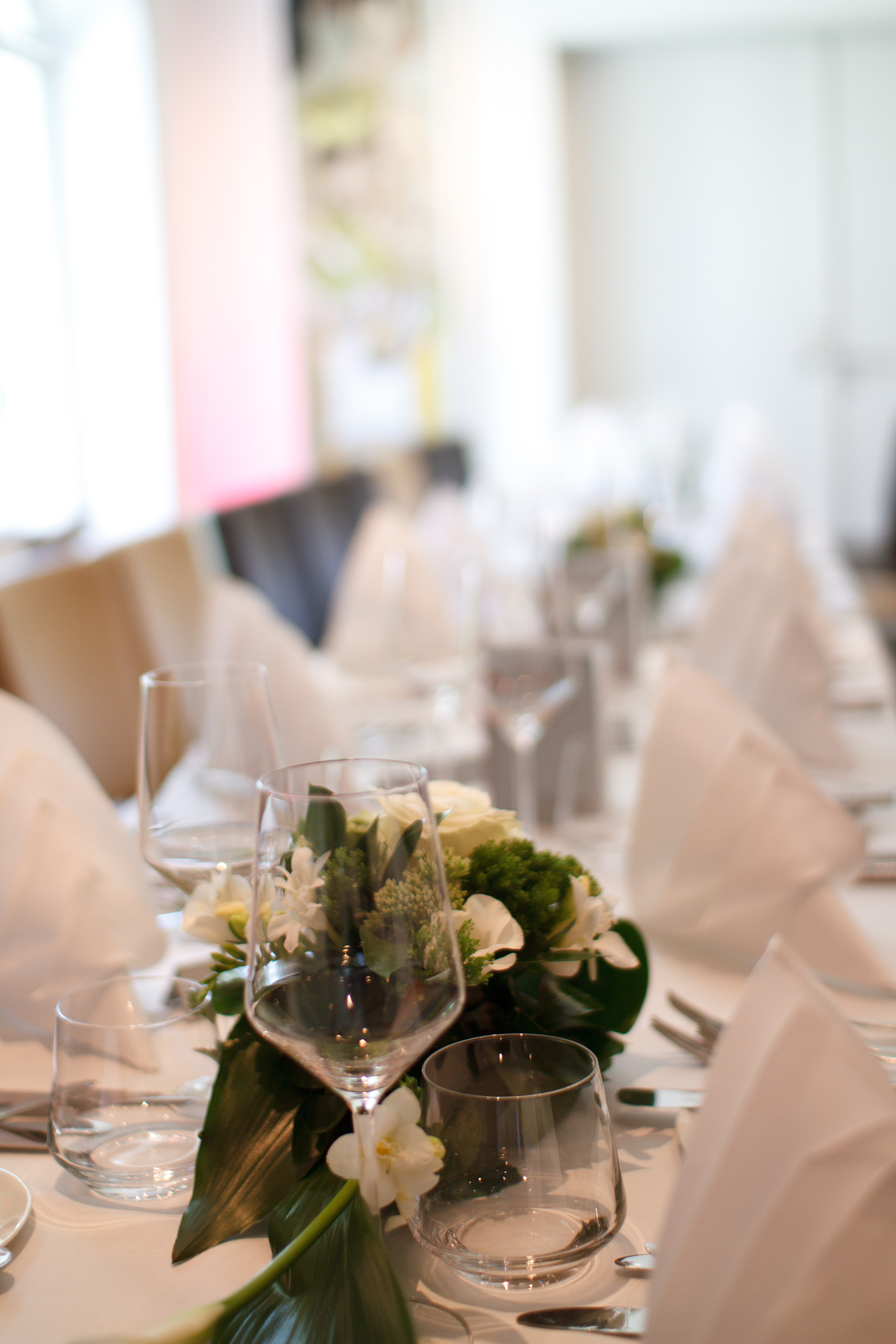 Hochzeitstischdekoration 3
