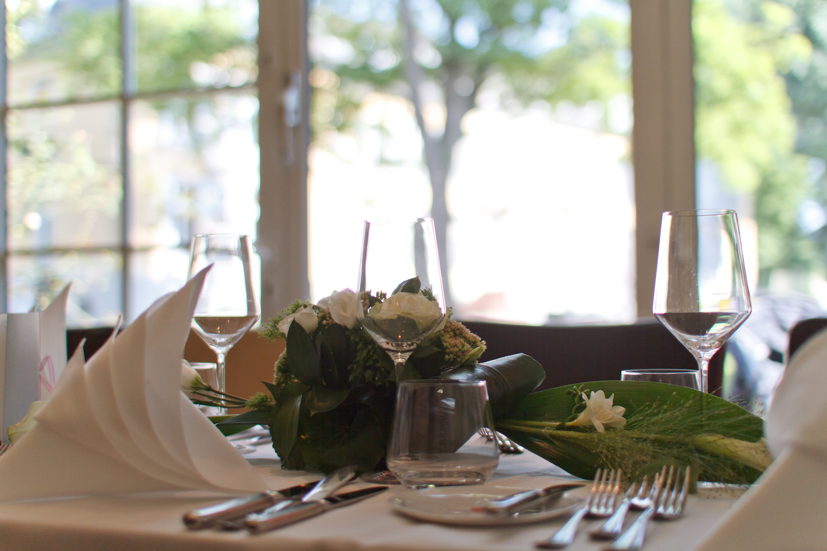 Hochzeitstischdekoration 4